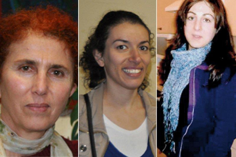 3 Kurdish Women
